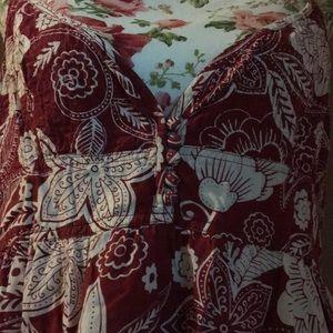 Aeropostale Dresses - Aeropostale | XL | Red Floral Dress